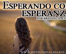 Esperando con Esperanza – Brendaliz Avilés