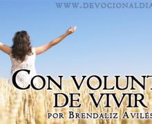 Con voluntad de vivir – Brendaliz Avilés