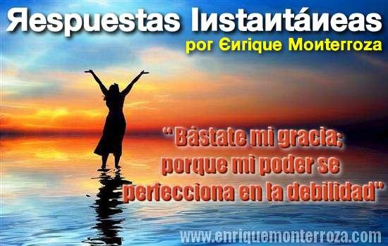 Respuestas Instantáneas – Enrique Monterroza