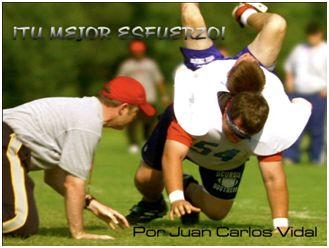 ¡Tu Mejor Esfuerzo! – Juan Carlos Vidal