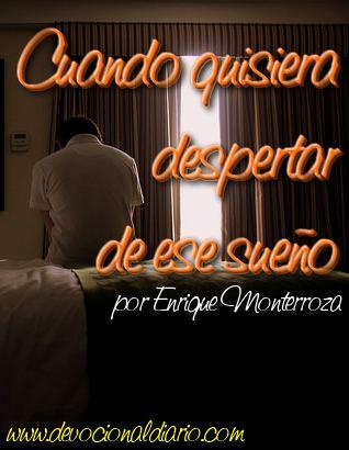Cuando quisiera despertar de ese sueño – Enrique Monterroza