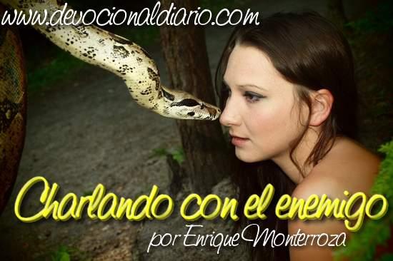 Charlando con el enemigo – Enrique Monterroza