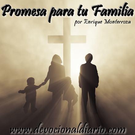 Promesa para tu Familia – Enrique Monterroza