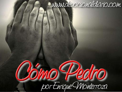 Cómo Pedro – Enrique Monterroza