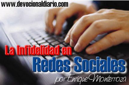 La Infidelidad en Redes Sociales – Enrique Monterroza