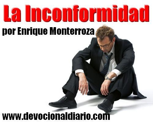 La Inconformidad – Enrique Monterroza