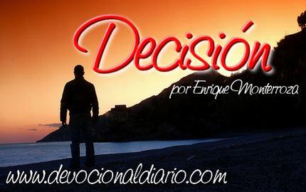 Decisión – Enrique Monterroza