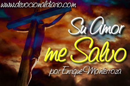 Su amor me salvo – Enrique Monterroza