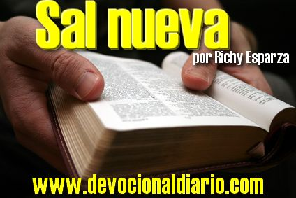 Sal Nueva – Richy Esparza