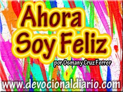Ahora soy Feliz – Osmany Cruz Ferrer