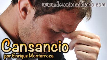 Cansancio – Enrique Monterroza