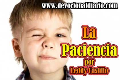 La Paciencia – Leddy Castillo