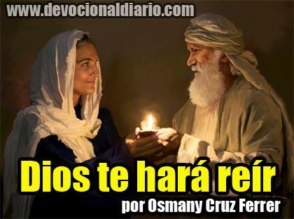 Dios te hará reír – Osmany Cruz Ferrer