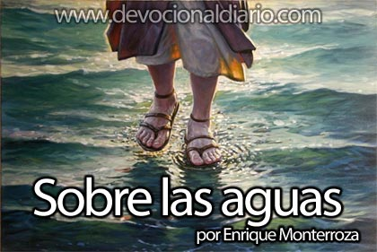 Sobre las aguas – Enrique Monterroza
