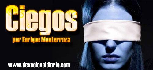 Ciegos – Enrique Monterroza
