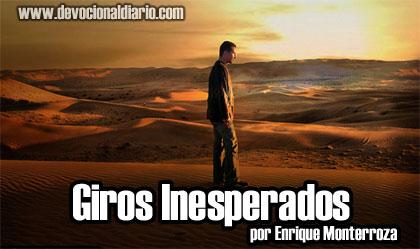 Giros inesperados – Enrique Monterroza