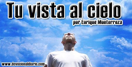 Tu vista al cielo – Enrique Monterroza