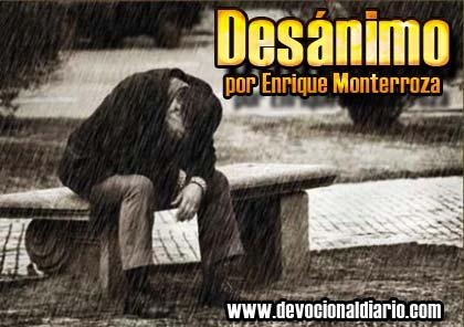 Desánimo – Enrique Monterroza