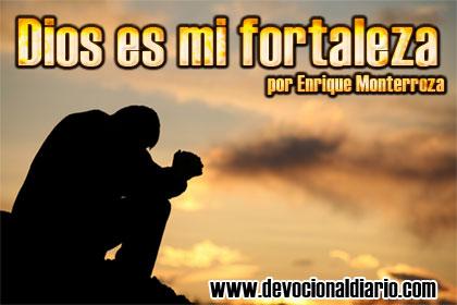 Devocional-Dios-es-mi-fortaleza