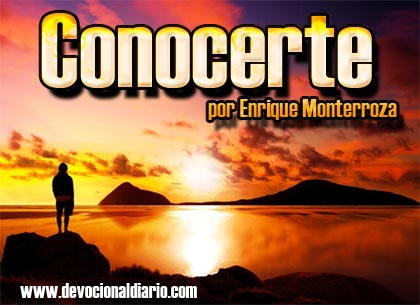Conocerte – Enrique Monterroza