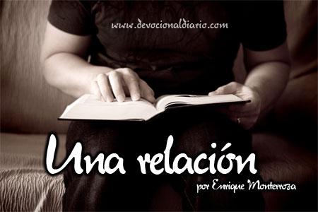 Una relación – Enrique Monterroza