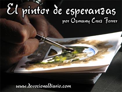 El pintor de esperanzas – Osmany Cruz Ferrer