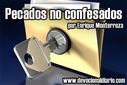 Pecados no confesados – Enrique Monterroza