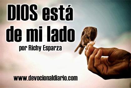 DIOS está de mi lado – Richy Esparza