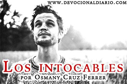 Los intocables – Osmany Cruz Ferrer