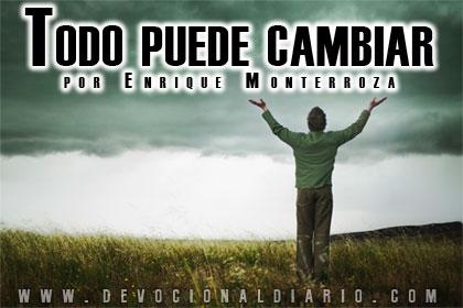 Todo puede cambiar – Enrique Monterroza