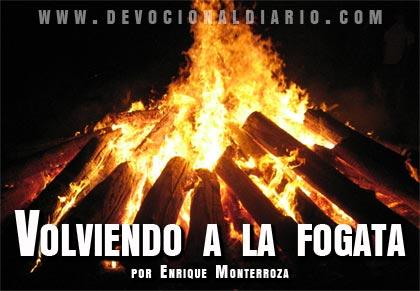 Volviendo a la fogata – Enrique Monterroza