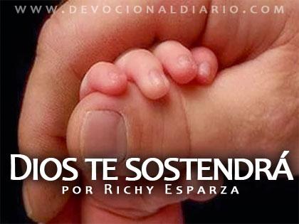 DIOS te sostendrá – Richy Esparza