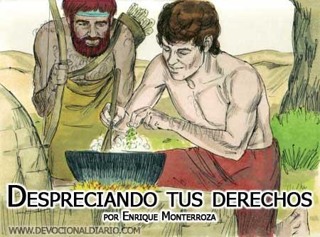 Despreciando tus derechos – Enrique Monterroza