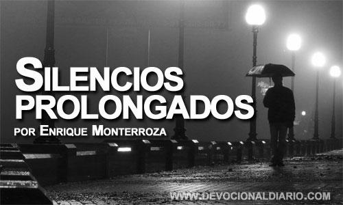 Silencios prolongados – Enrique Monterroza