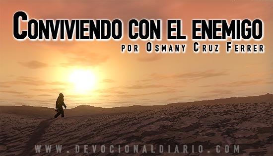 Conviviendo con el enemigo – Osmany Cruz Ferrer