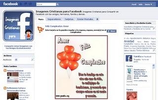 Nuevo Blog – Imagenes Cristianas para Facebook