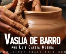 Vasija de barro – Luis Caccia Guerra