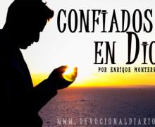 Confiados en Dios – Enrique Monterroza