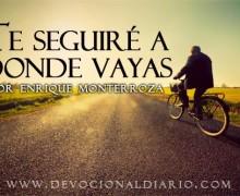 Te seguiré a donde vayas – Enrique Monterroza