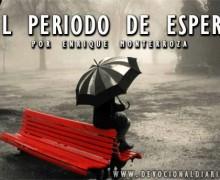El periodo de espera – Enrique Monterroza