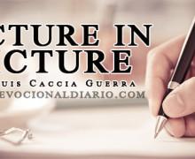 Picture in picture – Luis Caccia Guerra