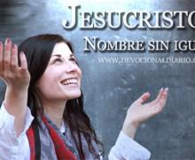 Jesucristo, Nombre sin igual – Marisela Ocampo O.
