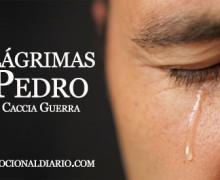Las lágrimas de Pedro – Luis Caccia Guerra