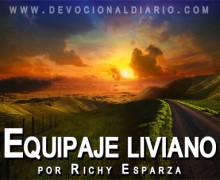 Equipaje liviano – Richy Esparza