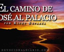 El camino de José al palacio – Richy Esparza