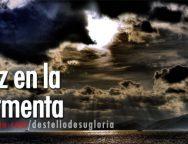Audio Devocional – Paz en la tormenta – Enrique Monterroza