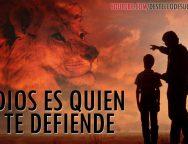 Audio Devocional – Dios es quien te defiende – Enrique Monterroza