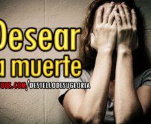 Audio Devocional – Desear la muerte – Enrique Monterroza