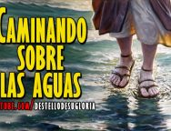 Video Devocional – Caminando sobre las aguas – Enrique Monterroza