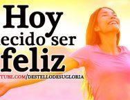 Video Devocional – Hoy decido ser feliz – Enrique Monterroza